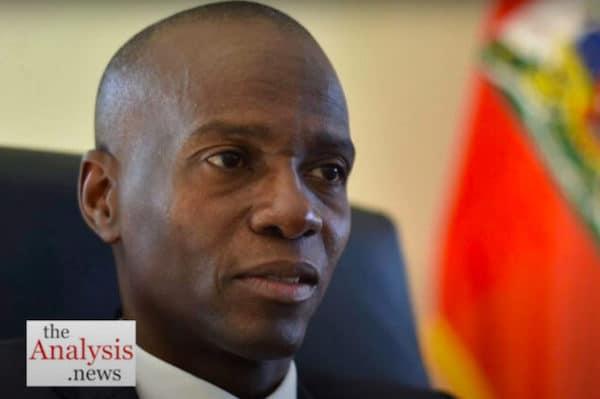 | President Jovenel Moïse | MR Online