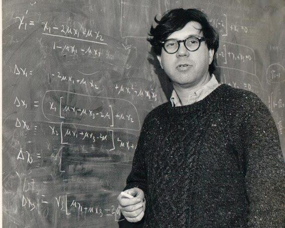 | Richard C Dick Lewontin in 1971 | MR Online