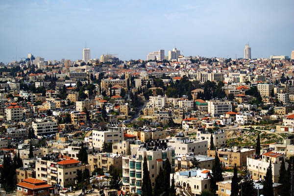 | A view of Sheikh Jarrah neighborhood In the background the city center of Jerusalem | MR Online