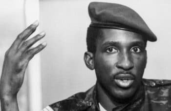   Thomas Sankara argued against African countries paying back loans to European overlords in favour of developing local economies   MR Online