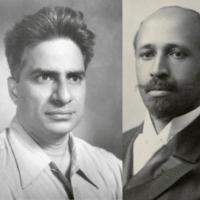 D. D. Kosambi and W. E. B. Du Bois