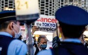 | Protest to cancel Tokyo 2020 Olypmic Games | MR Online