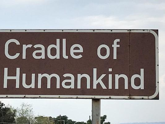 | Cradle of Humankind sign | MR Online