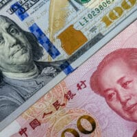 American / Chinese currency