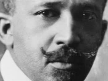 | W E B Du Bois | MR Online