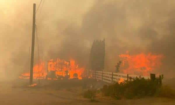 | Lytton Canada wildfire | MR Online