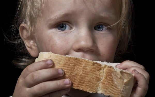 | Hungry Child in Ukraine | MR Online