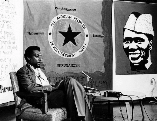 | Kwame Ture | MR Online