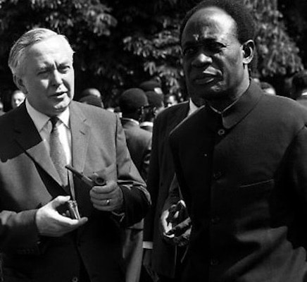 | president Kwame Nkrumah | MR Online
