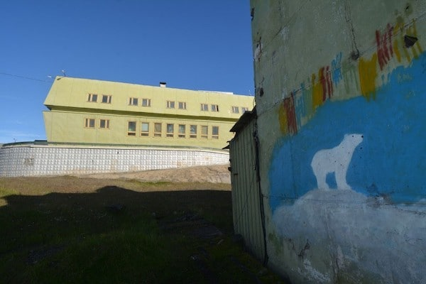 | The looming Arctic collapse more than 40 of north Russian buildings are starting to crumble | MR Online