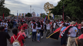 | Tens of thousands of Nicaraguans filled Managua to commemorate the revolution | MR Online
