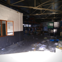 The Durban warehouse of food bank FoodForwardSA was ransacked