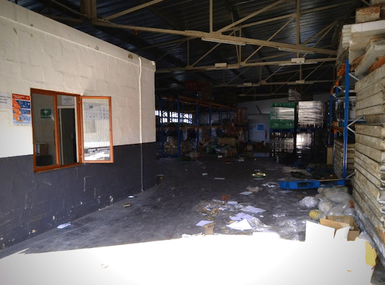 | The Durban warehouse of food bank FoodForwardSA was ransacked | MR Online