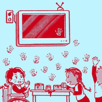   Children hand painting   MR Online