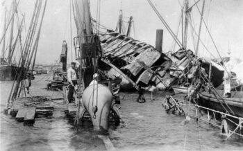 | Ruins of the USS Maine in Havana Harbor Source taskpurposecom | MR Online