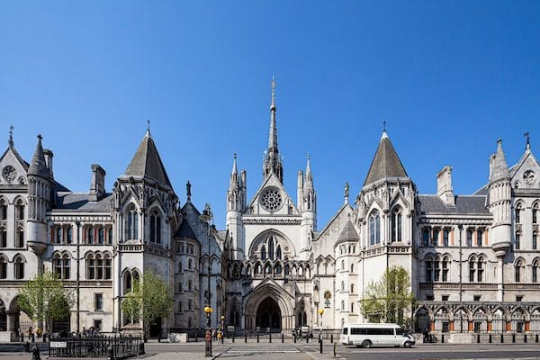   The High Court at the Royal Courts of Justice   MR Online