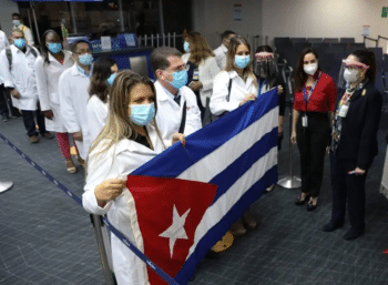 | Hundreds of Cuban medical staff helped Panama | MR Online