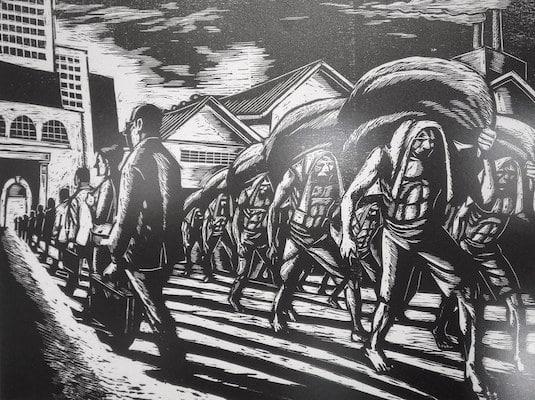  Leonilo Neil Dolirocons socialist art at National Gallery Manila   MR Online