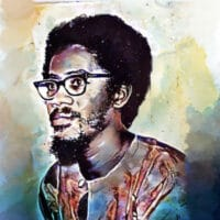 This image was first published in New Frame, 'From the archive: Walter Rodney's last speech' (25 March, 2021).