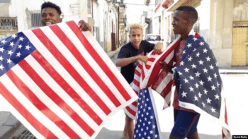 | Otero enlisted Cuban youth to run through Old Havana bearing US flags | MR Online