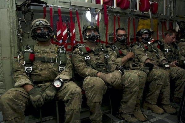 | Operational Detachment Alpha ODA | MR Online