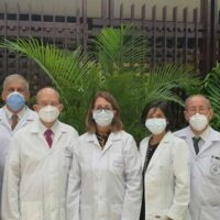 Cuban scientists held a press conference in Havana on Tuesday, August 10th.