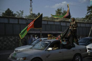 | 19 August 2021 Residents mark the 102nd Independence Day of Afghanistan in Kabul days after the Talibans military takeover of the country Photograph by Hoshang Hashimi AFP | MR Online