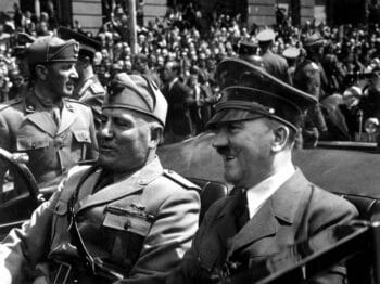 | Adolf Hitler and Benito Mussolini in Munich Germany June 1940 | MR Online