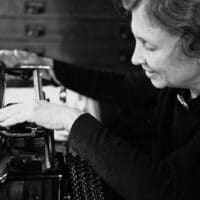 COURTESY OF GRASSHOPPER FILM RED FLAIR Gianvito's documentary explores a different side of Helen Keller.