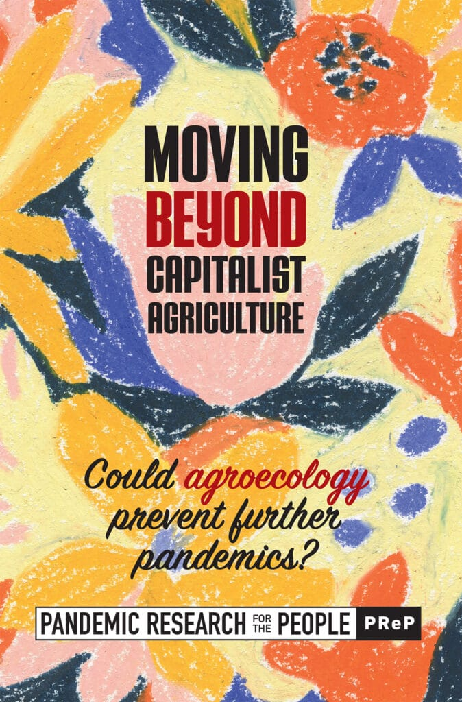 | Moving Beyond Capitalist Agriculture cover | MR Online