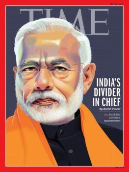 | TIME magazine cover with Narendra Modi | MR Online