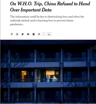 | New York Times article 21221 | MR Online