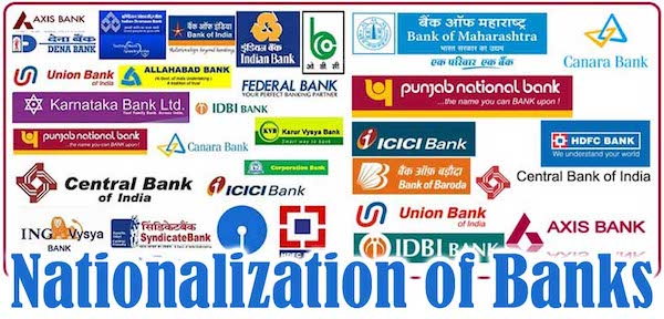 | Nationalization of Bank in India Photo Knowledge Place | MR Online