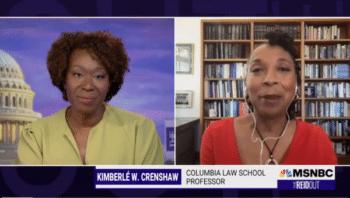   JoyAnn Reid interviews Kimberlé Crenshaw ReidOut 62221   MR Online