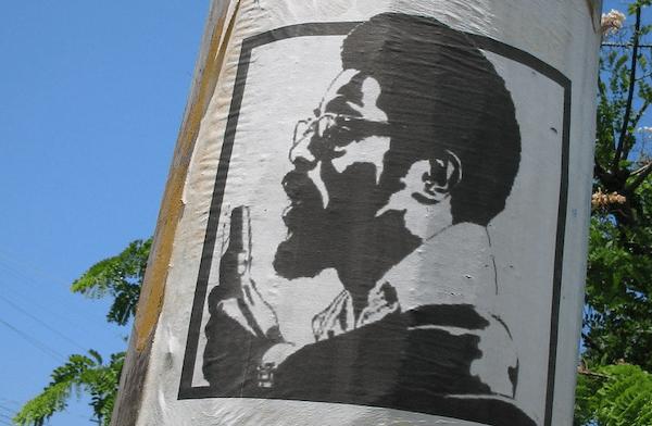   Walter Rodney poster Georgetown Guyana July 2005 Photo FlickrNicholas Laughlin   MR Online