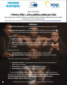 | Patria y Vida | MR Online