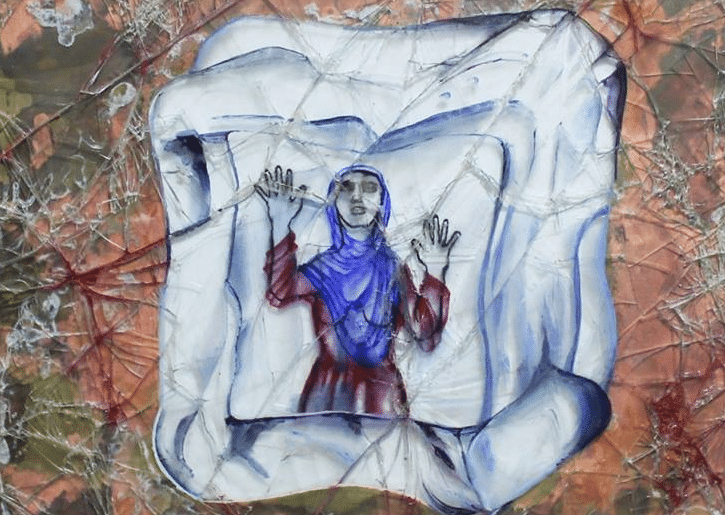 | Malina Suliman Afghanistan Girl in the Ice Box 2013 | MR Online