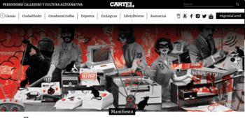 | Cartel Urbano | MR Online