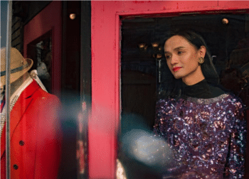 | Chao Xiaomi is pictured at the vintage clothing store she owned in Beijing | MR Online