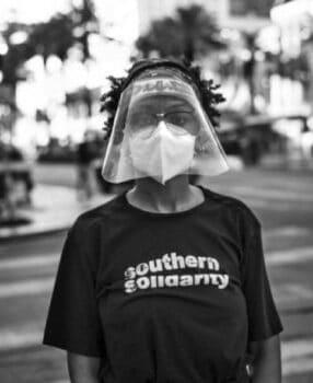| Southern Solidarity member | MR Online