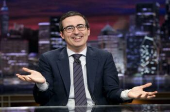 | John Oliver comedian and host of the popular HBO show Last Week Tonight revealed himself to be a Russophobe on his February 20 2017 show where he promoted State Department talking points that could very well lead to a world war Source Wired | MR Online