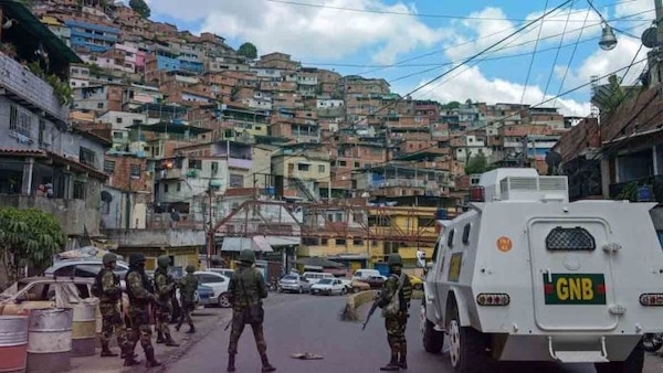   The police operation in Cota 905 was surprisingly clean argues Andrés Antillano Archive   MR Online