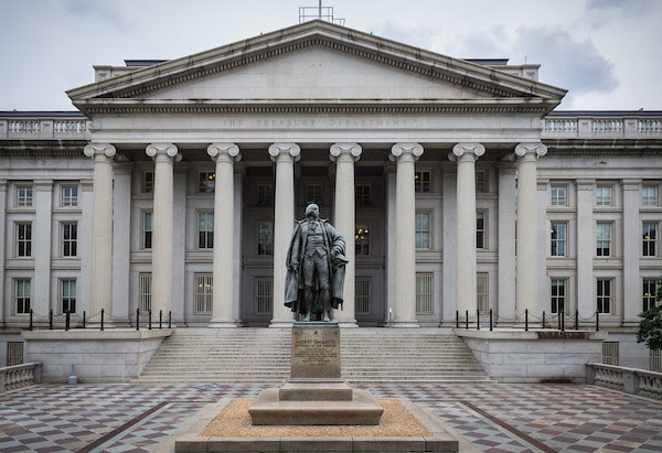 | The Department of the Treasury USDT | MR Online