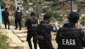   Special Forces enter the Cota 905 barrio in Caracas in July Archive   MR Online