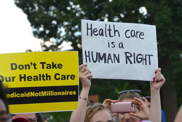 | Health care is a human right | MR Online