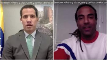| USbacked Venezuelan coup leader Juan Guaidó appeared alongside Yotuel | MR Online