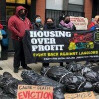 Eviction tsunami crashes, Democrats shrug shoulders