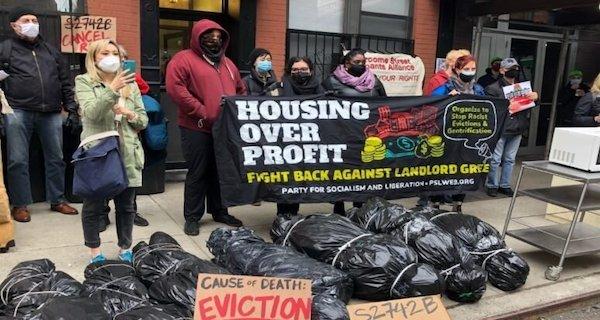 | Eviction tsunami crashes Democrats shrug shoulders | MR Online