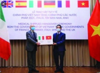 | Vietnams Deputy Foreign Minister To Anh Dung | MR Online