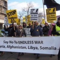 | Minnesotans protest endless war on 17th anniversary of the start of the Global War on Terror Source antiwarcommitteeorg | MR Online